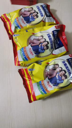 【沃尔玛】雀巢 奶粉 怡运全脂高钙调制乳粉 无蔗糖奶粉 400g 晒单图