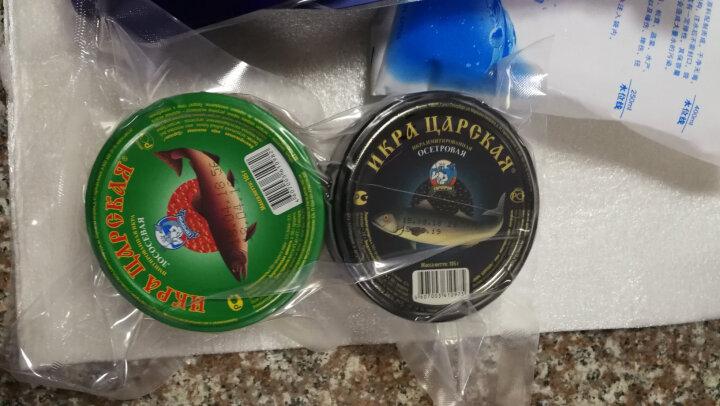 鲜婆湾 俄罗斯鱼子酱 黑色  瓶装 鲟鱼籽酱 晒单图