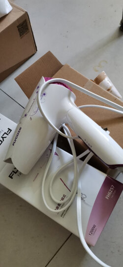 飞科(FLYCO)FH6257可折叠电吹风机 1200W 24只装 晒单图