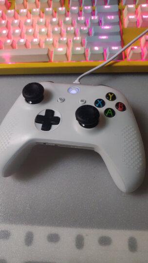 微软 Xbox One S游戏手柄One X二代精英手柄2代电脑PC无线蓝牙steam赛博朋克控制器 新款手柄 冰雪白【国行原封】 晒单图