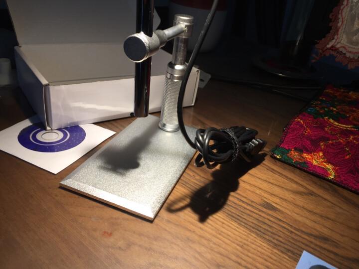 欧美科(AOMEKIE)1-500倍USB笔式高清数码电子显微镜 电子放大镜 电路板维修 晒单图