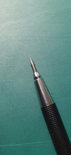 思笔乐(STABILO) 大孔(笔帽/大口径粗铅笔削笔刀 ) 左手用 蓝色 三孔卷笔刀 晒单图