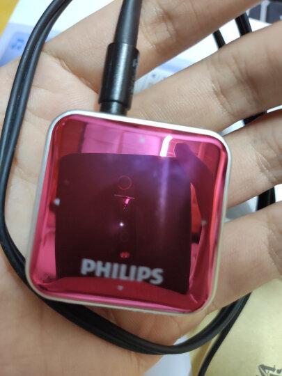 飞利浦(PHILIPS)SA2208 飞声音效8G 发烧无损迷你运动跑步MP3播放器 FM收音录音 金色 晒单图