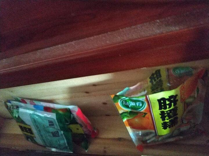 绿滋肴南酸枣糕原味酸甜休闲零食枣类制品蜜饯孕妇食品 脐橙糕150克*4包 晒单图