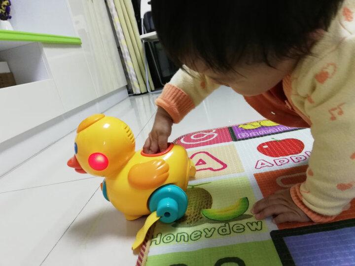 澳贝(AUBY)益智玩具宝宝方向盘儿童模拟仿真汽车驾驶动感驾驶室(新旧配色随机发货)461590礼品 晒单图