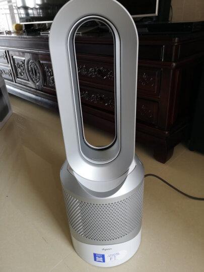 戴森(dyson) 空气净化暖风扇 取暖电器 原装进口 无叶风扇 HP00白银  晒单图