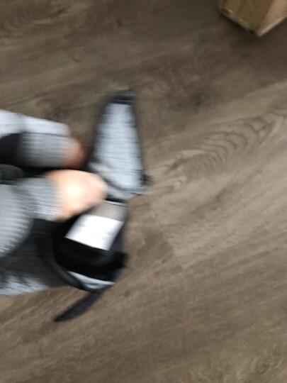 曼迪卡威健身手套男女运动手套护腕器械骑行护手掌硅胶防滑 黑色 M两只装【适合手偏大女士 手偏小男士】 晒单图