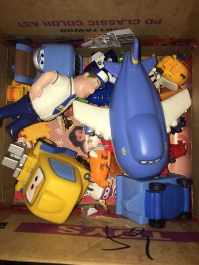 奥迪双钻(AULDEY)超级飞侠搪胶珍藏系列可动玩偶-豆豆 710053 男孩女孩玩具 儿童节礼物 晒单图