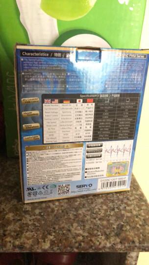 大镰刀(SCYTHE) GT1850 12cm冷排风扇1850 温柔台风12cm 带PWM GT2150 4PIN+PWM 晒单图
