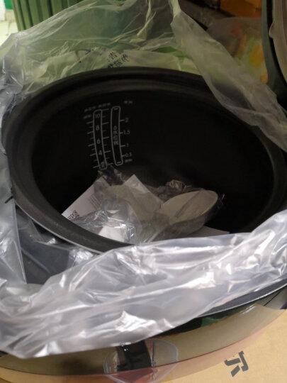 苏泊尔(SUPOR)电压力锅 IH电磁加热 瑧晶内胆  鲜呼吸 SY-50FH9011 5L高压锅 晒单图
