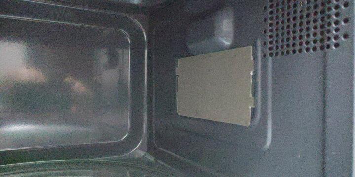 海尔(Haier)MZC-2070M1 微波炉 机械旋钮 解冻六档火力 快速加热 20升 晒单图