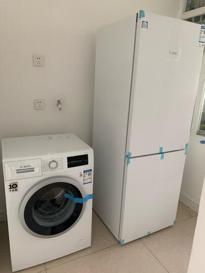 博世(BOSCH) 8公斤 婴幼洗 变频 滚筒洗衣机 静音 筒清洁(白色)XQG80-WAN201600W 晒单图