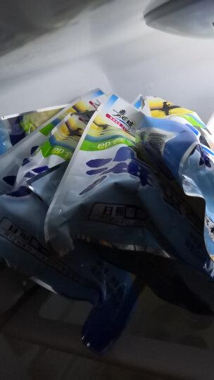 嘉瑞 鲜脆海蜇丝 海鲜味 送料包  日照特产 凉拌冷菜海鲜下饭下酒菜 海蜇丝220g*6袋 晒单图