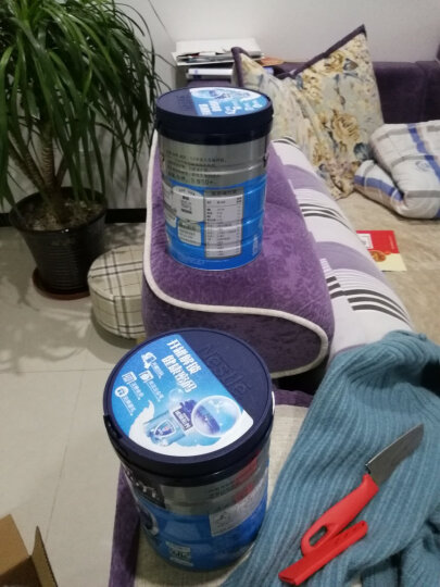 【沃尔玛】雀巢 怡养中老年奶粉调制乳粉 850g 新旧包装随机发货 介意勿拍 晒单图