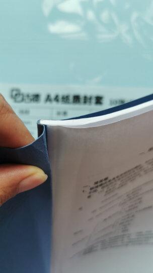得力(deli)热熔财务装订机 合同/标书档案文件胶装机 无线热熔塑胶封套装订机14670 晒单图