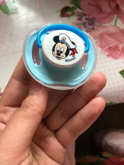 贝亲 (Pigeon) 安抚奶嘴 贝亲奶嘴 硅橡胶奶嘴 L号 6个月以上 Disney迪士尼 白雪公主-红苹果 N950 晒单图