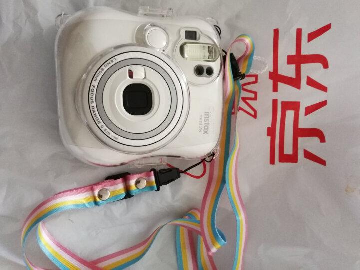 富士(FUJIFILM)INSTAX 一次成像相机  MINI相机DIY配件礼包 晒单图