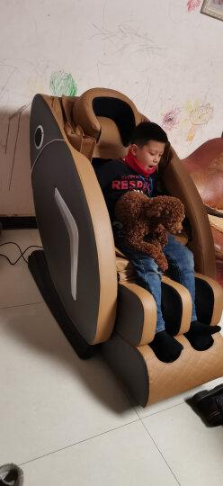 德国佳仁(JARE)按摩椅家用太空舱零重力全身按摩椅电动按摩沙发 豪华款【头部气囊+足底滚轮+蓝牙音乐】 晒单图