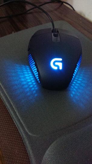 罗技(G)G302有线鼠标 游戏鼠标 电竞游戏鼠标 MOBA游戏鼠标 吃鸡鼠标 绝地求生 自营 晒单图