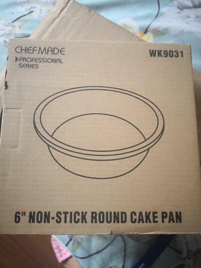 学厨 烘焙模具 6英寸不粘酸奶蛋糕芝士奶酪蛋糕模具烘焙工具烤箱用WK9031 晒单图