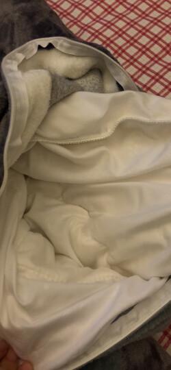 多喜爱(Dohia)被子 二合一子母被 蚕丝羊毛填充 2条装 四季被芯 馨悦 229*230cm 晒单图