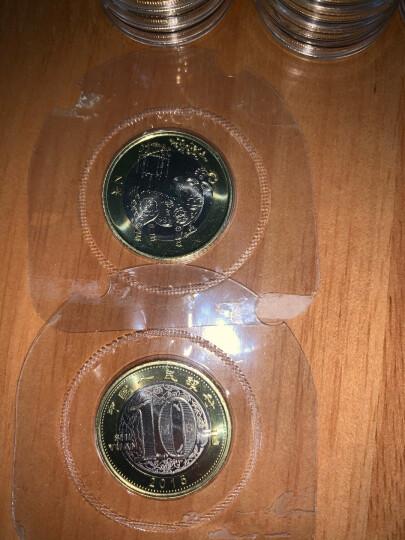 【甲源文化】2016年中国二轮猴年纪念币 猴年10元生肖纪念币 全新品相 10枚带小圆盒装 晒单图