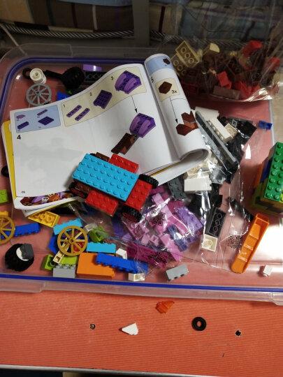 乐高(LEGO)积木 经典创意10696 中号积木盒4岁+儿童玩具 男孩女孩 生日礼物 小颗粒 晒单图