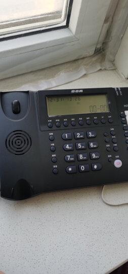 步步高(BBK)录音电话机 固定座机 办公家用 接电脑海量存储 智能屏幕拨打 HCD198深蓝 晒单图