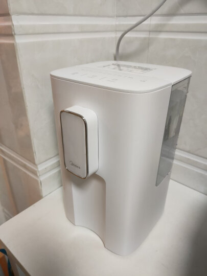 美的(Midea)电水壶即热速热电热水瓶热水壶热水瓶多段控温电热水壶台式饮水机烧水壶MK-HE3001 晒单图