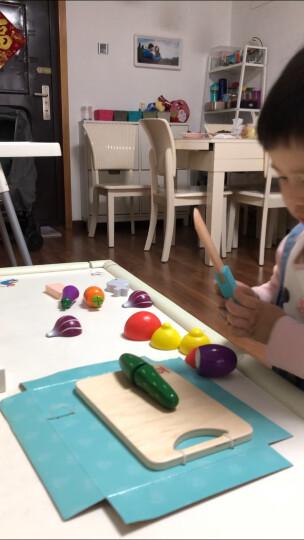 特宝儿(topbright)水果蔬菜切切乐儿童玩具女孩过家家厨房男孩婴幼儿宝宝木质玩具 益智玩具 晒单图