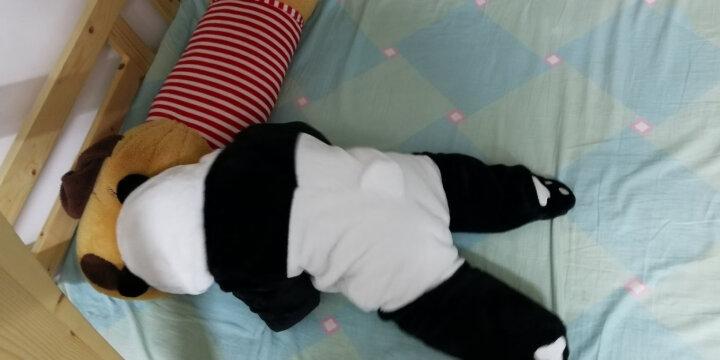 婴儿连体衣冬装加厚卡通动物连体衣宝宝爬服保暖加厚夹棉外出服睡袋包被婴幼儿爬爬服 冬加厚福鸡 (73/48)不包脚 晒单图