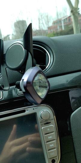 香百年(Carori)Z142 汽车香水 车载固体香膏用品 车内饰品车用除异味空气清新剂香薰摆件 茉莉 白色 晒单图
