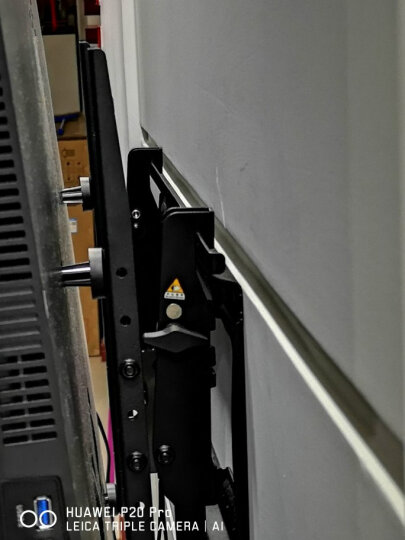 艾美 DF70-T(55-85英寸)电视挂架 电视架 电视机挂架 电视支架 壁挂仰角可调 小米华为荣耀海信飞利浦55/65 晒单图