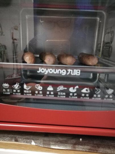 九阳(Joyoung) 家用多功能电烤箱 易操作精准温控60分钟定时 32升大容量KX-30J601 【邓伦推荐】 晒单图