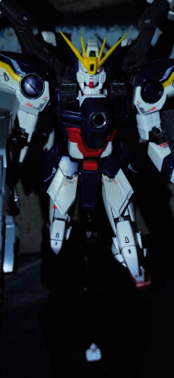 万代(BANDAI)高达模型 RG敢达拼装玩具 1/144 系列 RG 23 创制强袭 创战者 突击敢达【送支架】 晒单图