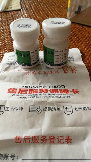 力生 呋塞米片 20mg*100片/瓶  水肿性疾病及高血压等症 晒单图