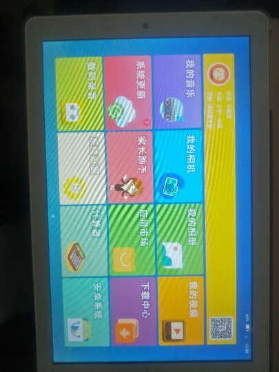智力快车 八核学习机2+32G平板电脑幼儿小学初中高中同步点读机学习电脑儿童学生英语家教机 升级八核(2GB+32G版)+16G+儿童电话手表 晒单图