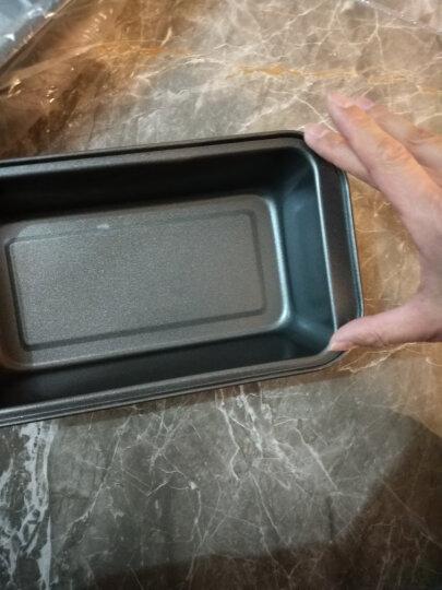 尚烤佳 披萨盘 烘焙模具 圆形派盘 凉皮模具 不粘涂层烤盘 9寸麦甜系列 晒单图