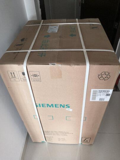 西门子(SIEMENS) 8公斤 变频滚筒洗衣机 快速洗 强力洗 大件洗 高温筒清洁 XQG80-WM12L2E88W 晒单图