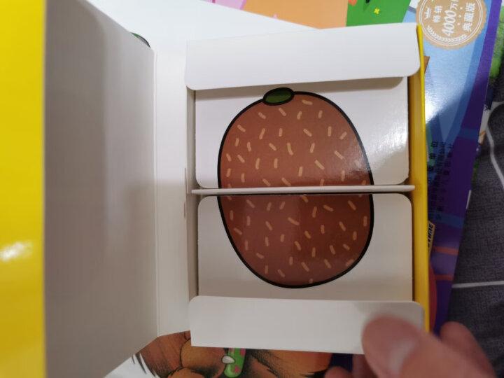 邦臣小红花·小宝宝益智游戏盒系列:我的颜色配对游戏 晒单图