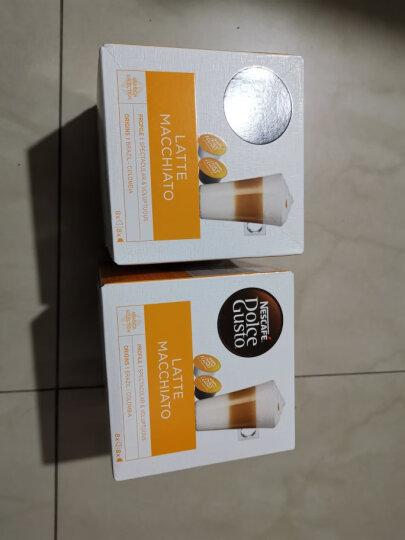 德龙(Delonghi)咖啡机 胶囊咖啡机 家用商用办公室 1L全自动 花式咖啡饮料机 EDG736.RM 晒单图