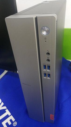 联想(Lenovo)天逸510S商用台式办公电脑主机(i3-7100 4G+16G 傲腾系统加速器 1T 集显 蓝牙 三年上门) 晒单图