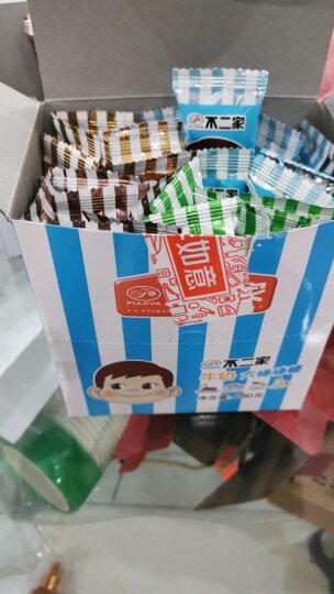 不二家 牛奶混合口味大棒棒糖 香醇牛奶+乳酸牛奶+奶茶+巧克力牛奶  糖果 (约28支)280g/盒 晒单图