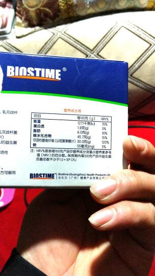 合生元(BIOSTIME)儿童益生菌粉(益生元)奶味26袋装(儿童  法国进口菌粉 活性益生菌) 晒单图