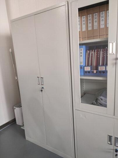 中伟更衣柜文件柜办公柜铁皮柜资料档案柜储物柜五门更衣柜 晒单图