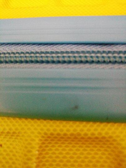 威路 20英寸拉杆箱 男女超轻静音万向轮登机箱 商务出差密码锁旅行箱 休闲旅游拉链行李箱 黄色 晒单图