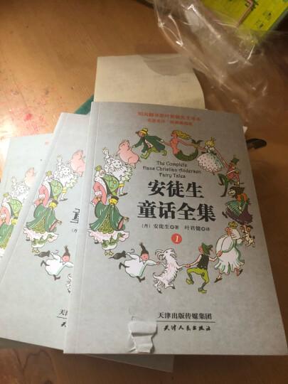 叶君健译本:安徒生童话全集(套装1-4册) 晒单图