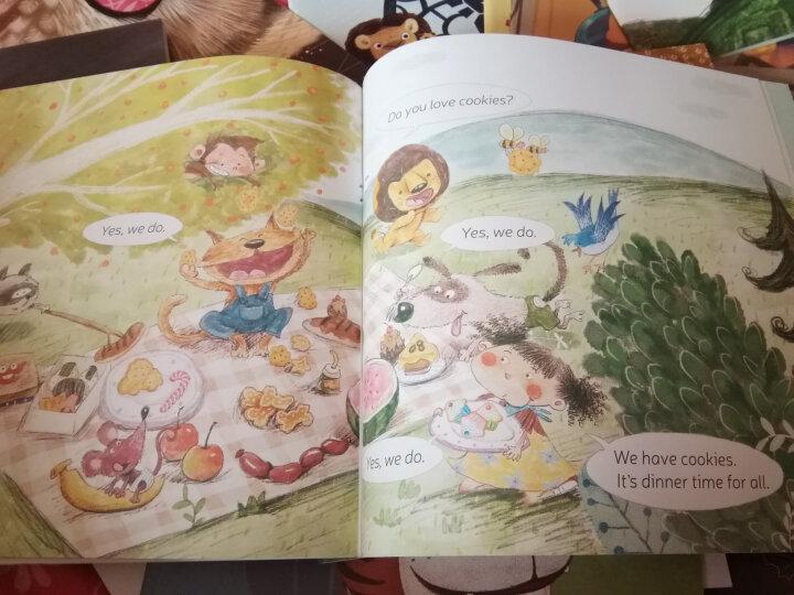 新东方 泡泡宝贝英语故事阅读1(全11册 点读书)  晒单图