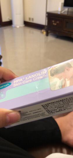兰思诺 (lansinoh) 羊脂膏 孕妇护肤乳头霜 哺乳皲裂修复羊毛脂膏 40g装 晒单图