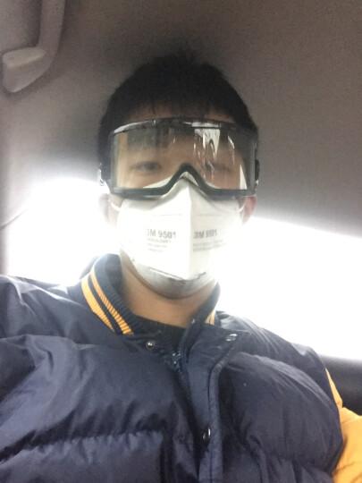 代尔塔护目镜 防护眼镜安全骑行防风防尘防沙 防冲击防雾防化防飞溅劳保挡风眼罩101104 晒单图